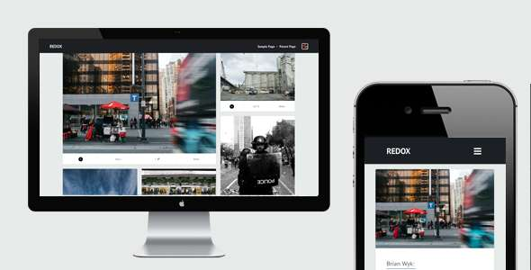 Redox WordPress Theme
