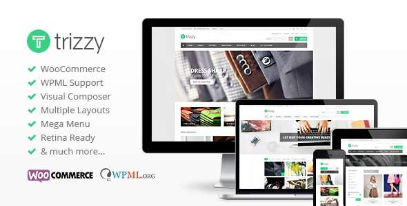 Trizzy - Multi-Purpose WooCommerce WordPress Theme