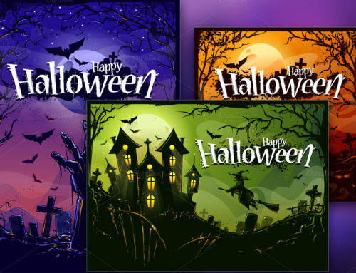 44 of the Best Halloween Graphics & More!