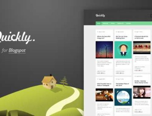 35 of the Best Responsive Blogger Templates