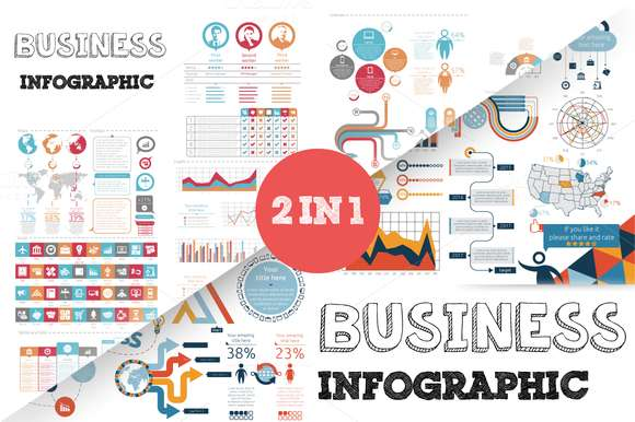 Business Infographic Bundle