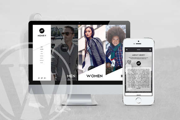 Henry - WooCommerce WordPress Theme