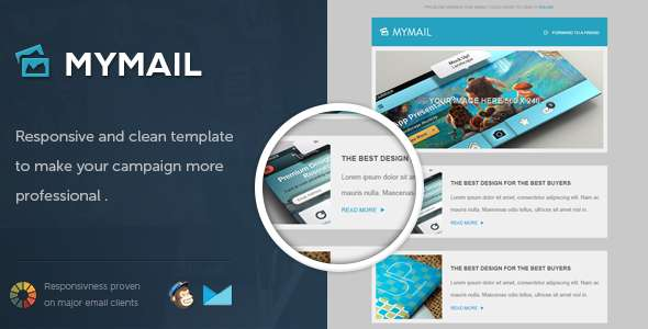 MyMail - Responsive Email Template