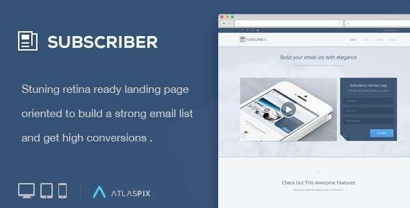 Subscriber - Build Your Email List