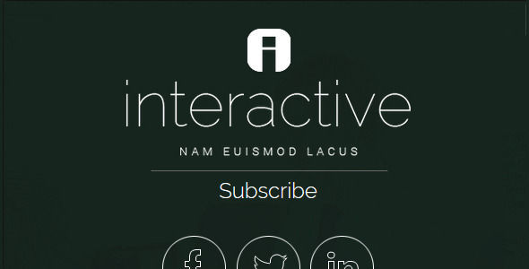 Interactive by Indusnet is a Ghost theme which features fully responsive layouts, Google Fonts support, clean design and  blogging related layouts and optimizations.