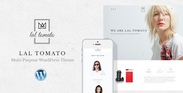 Lal Tomato by RexTheme is a WordPress theme which features parallax elements, one page layouts, fully responsive layouts, search engine optimization, Bootstrap framework utilization, support for photo galleries, can be used for your portfolio, magazine style layouts, corporate style visuals, flat design aesthetics and a grid layout.
