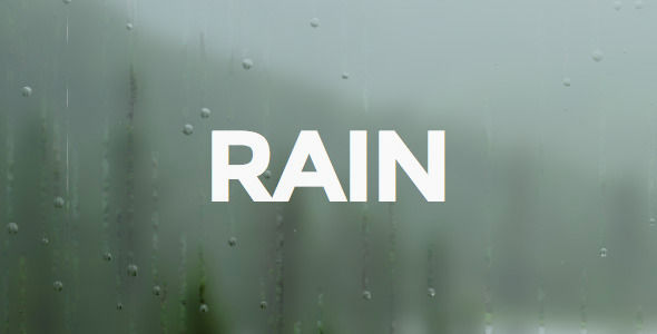 RAIN by FRESHFACE is a Ghost theme which features parallax elements, fully responsive layouts, search engine optimization, Google Fonts support, clean design, can be used for your portfolio and  minimal design.