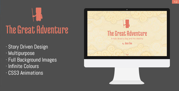 The Great Adventure by J3dlab is a Ghost theme which features support for RTL languages, fully responsive layouts, Google Fonts support, clean design and  minimal design.