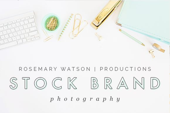 Mintie Styled Stock Brand Flat Photo by RWProductions is available from CreativeMarket for $13.
