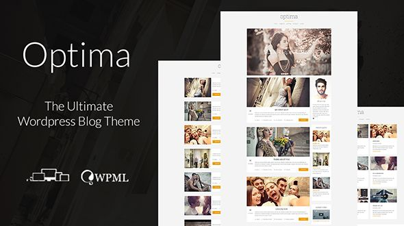 Optima by Bricktheme is a great new WordPress theme which features Retina display support, support for RTL languages, Mega Menu, fully responsive layouts, search engine optimization, Google Fonts support, Revolution Slider, WooCommerce integration, clean design, can be used for your portfolio, is great for your personal site and minimal design.