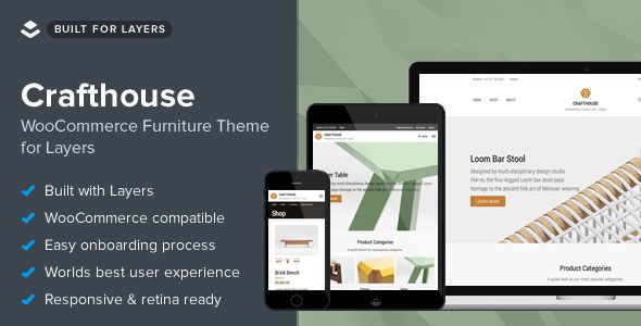 Crafthouse by Obox (WordPress theme)