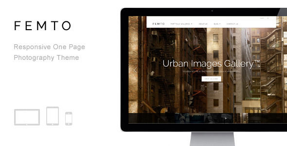 Femto by Themes1 (WordPress theme)