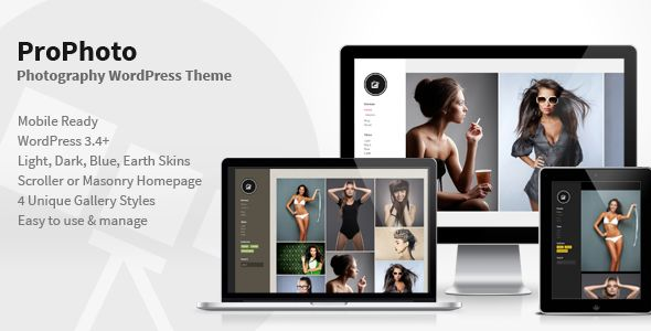 PhotoPro by WPExplorer (WordPress theme)