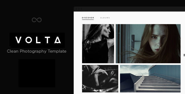 Volta by NRGThemes (WordPress theme)