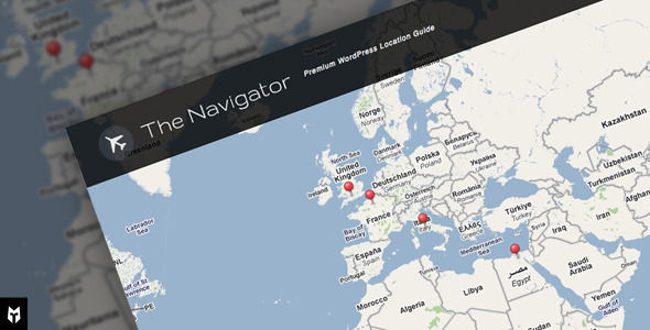 The Navigator by TheMOLITOR (WordPress theme)