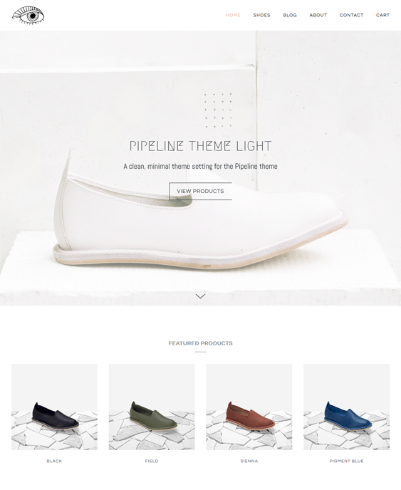 pipeline free responsive shopify themes