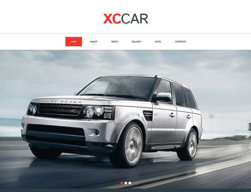 5 of the Best Car, Vehicle, & Automotive Drupal Themes