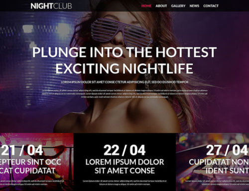 7 of the Best Joomla Templates for Night Clubs