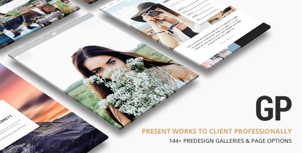 Grand Photography | Photography WordPress (WordPress theme for photographers) Item Picture
