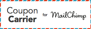 carrier for mailchimp coupon shopify apps