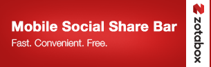 Mobile Messaging & Social Share Bar sharing shopify apps