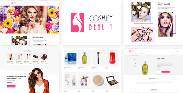 Cosmify (jewelry and accessories Shopify theme) Item Picture