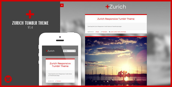 Zurich (Tumblr theme) Item Picture