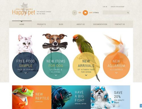 5+ Pet Supplies Store Themes for Shopify