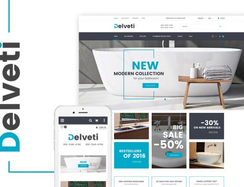 Top 15 Best Ever Magento Themes 2017 for Ecommerce Stores