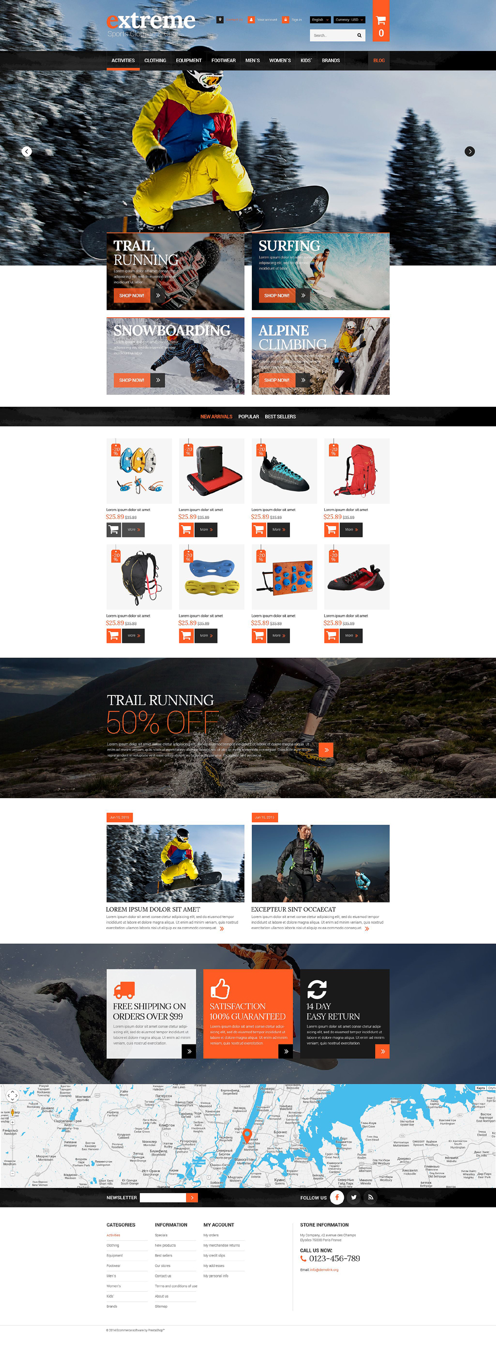 Extreme Clothes & Gear