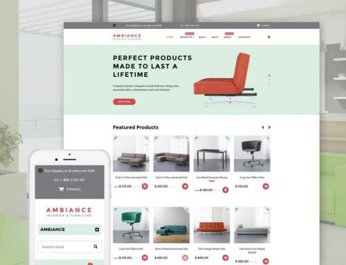 11+ Furniture, Cookware, Homeware & Interior Design Shopify Themes