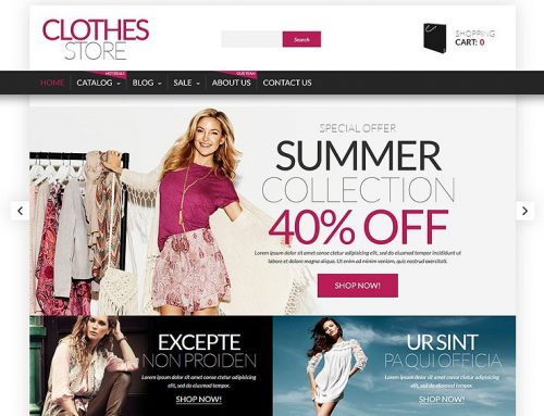 18+ Beautiful Ladies Fashion, Clothing & Accessories Shopify Themes