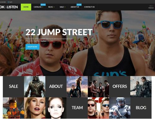 10+ Greatest Book, Music, Movie, TV, Game Physical Media Ecommerce Shopify Themes