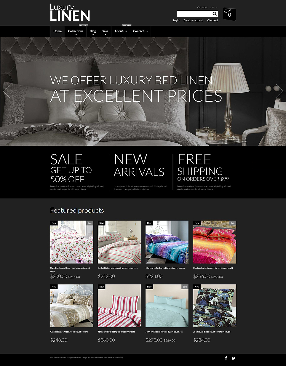 Home Decor Store (ecommerce theme) Item Picture