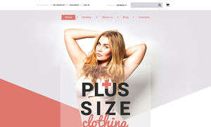 Plus Size Clothing Store