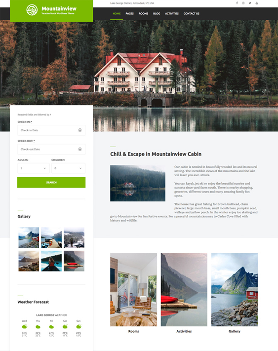 wordpress themes for real estate websites