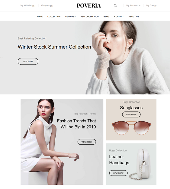 Shopify Themes For Women's Clothing Stores