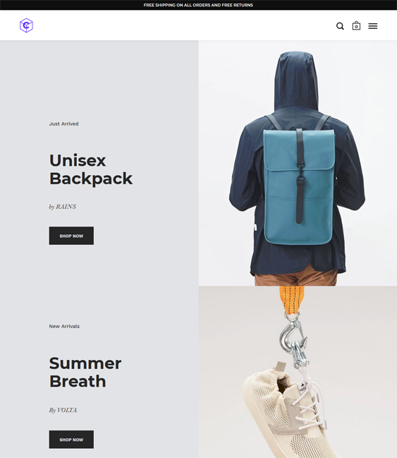 Shopify Themes For Hiking And Camping Equipment And Outdoor Goods