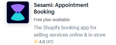 appointment booking shopify apps and plugins