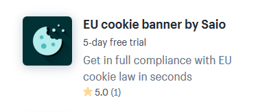 eu cookie policy shopify apps and plugins