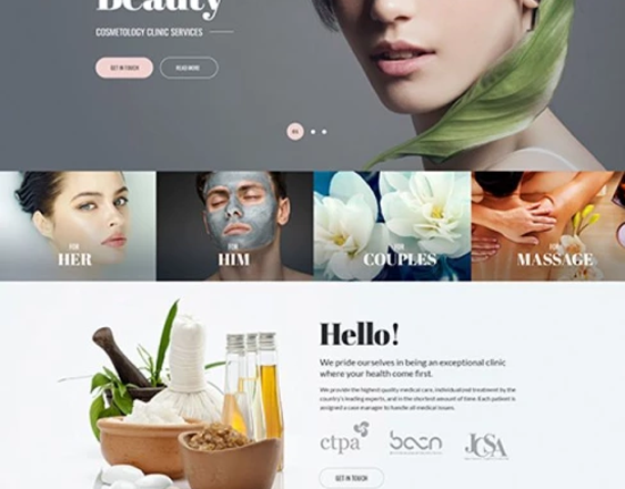 best wordpress themes for beauty salons spas and hairstylists feature