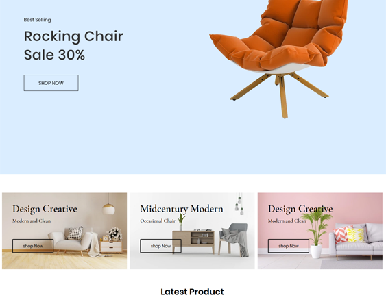 best shopify themes for furniture homeware stores feature