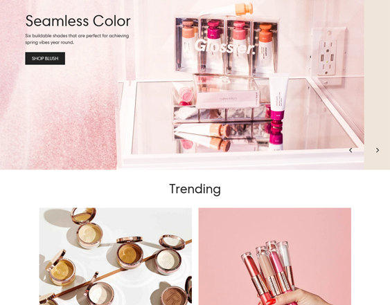 beauty store shopify themes feature