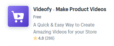 product video maker shopify apps