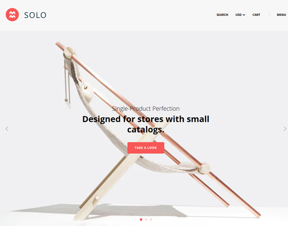 bigcommerce themes for furniture stores feature