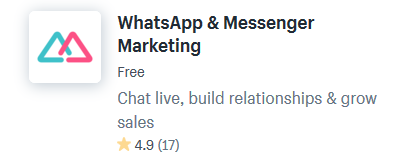 whatsapp shopify apps plugins
