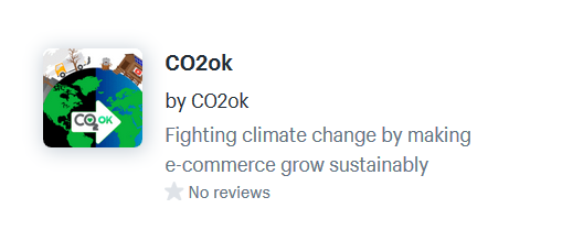Shopify Apps For Carbon Offsetting