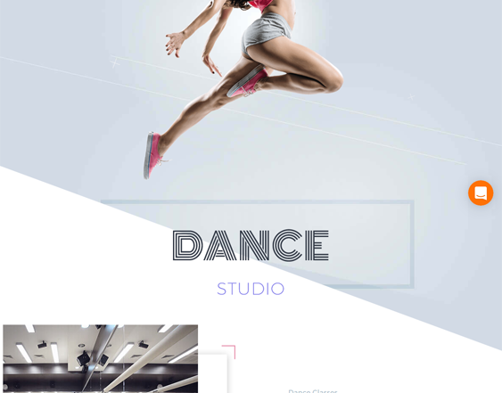 WordPress Themes For Dance Classes And Schools feature