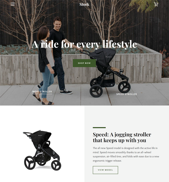 Shopify Themes For Kids, Babies, And Children