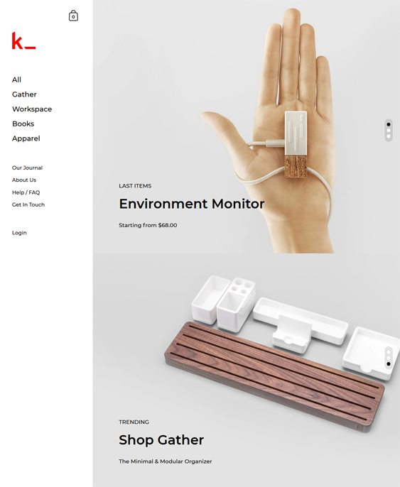 Shopify Themes For Electronics Stores
